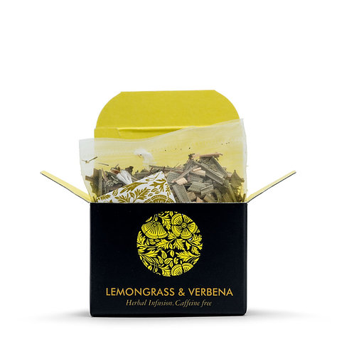 ЦИТРОНЕЛЛА И ВЕРБЕНА / Lemongrass Mini Cubes