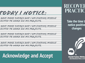 Acknowledge and Accept