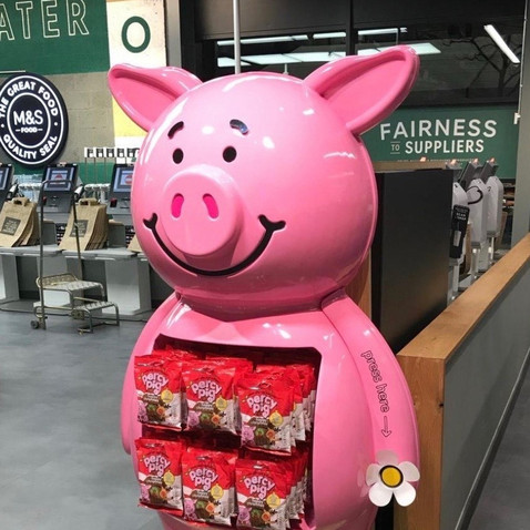 Percy Pig Outpost