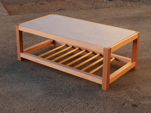 Modern Tile Coffee Table