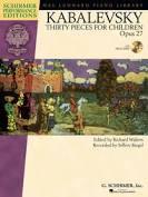 Applying Taubman principles in early-intermediate repertoire - Kabalevsky op 27