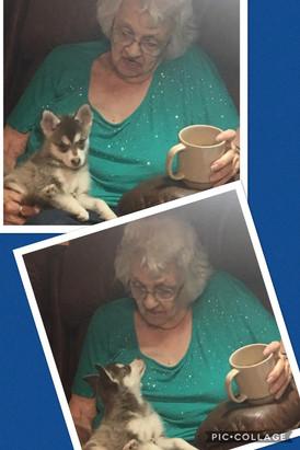 Tea for Two - AKK Grandma