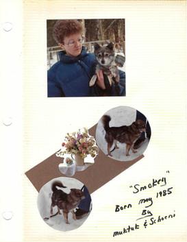 Smokey by Muktuk&Schoeni 1985