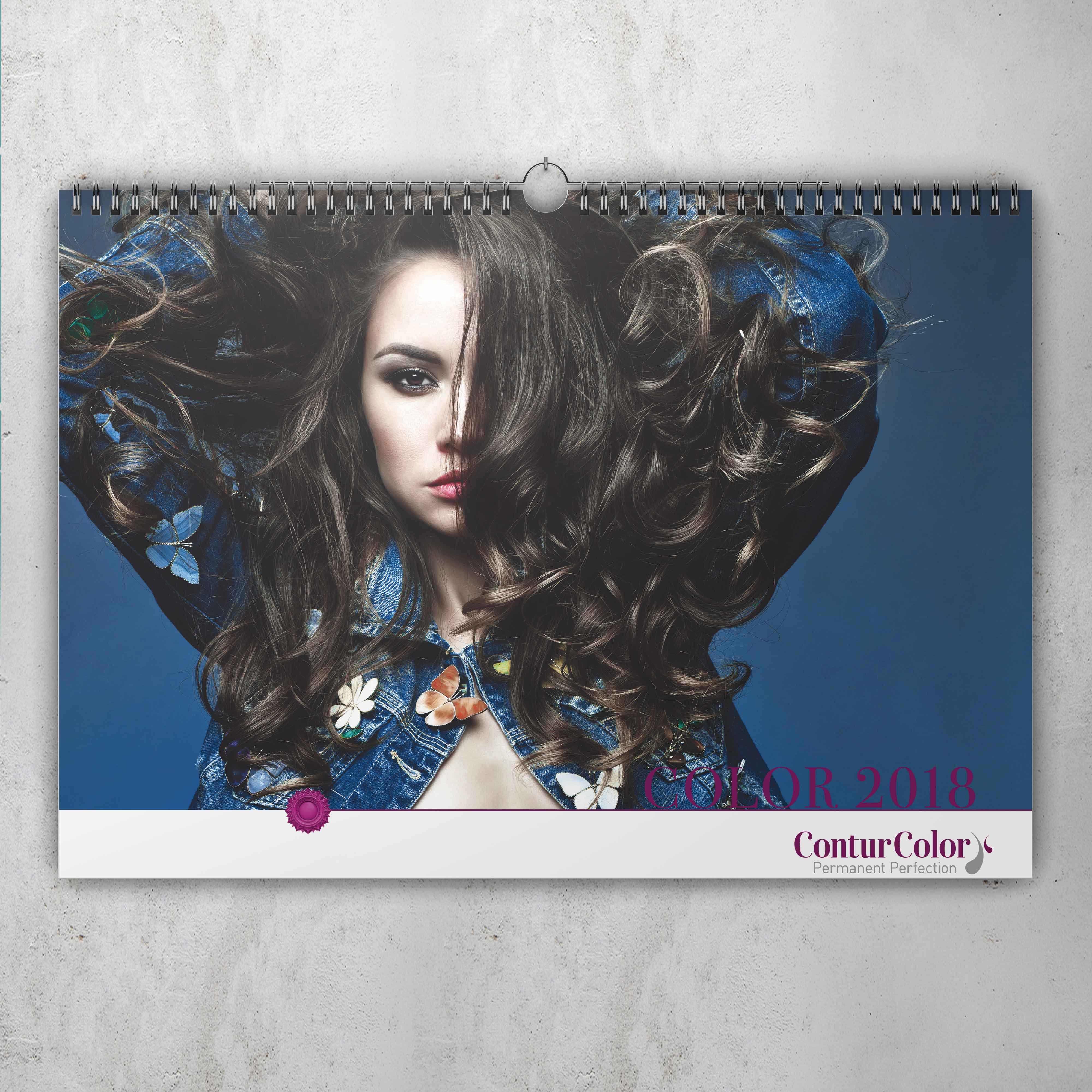 ConturColor-Kalender