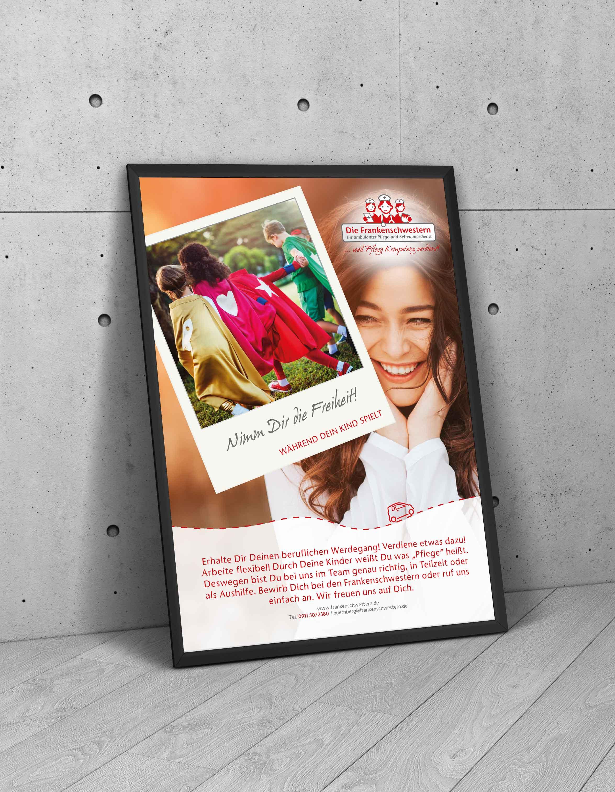 Poster & Anzeigen