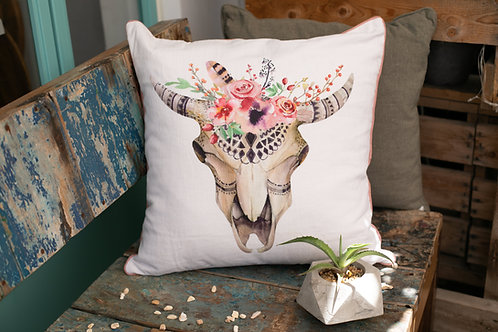 Large Bohemian Cushion