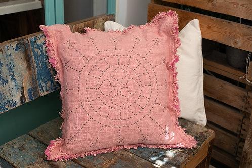 Pink Amara Cushion