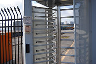 Security Gate installed in Leeds