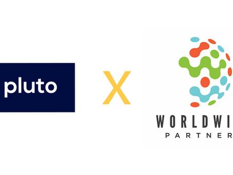 Pluto Joins Global Agency Network 'Worldwide Partners'