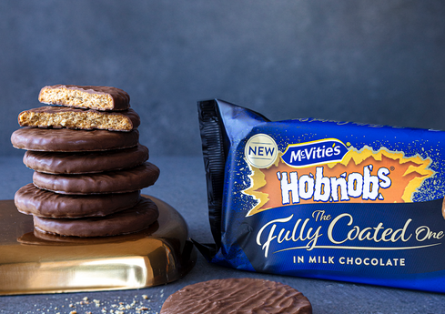 McVitie's Fully Coated Launch