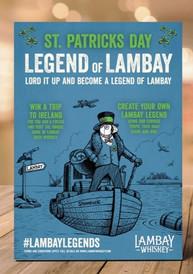 Lambay Legends