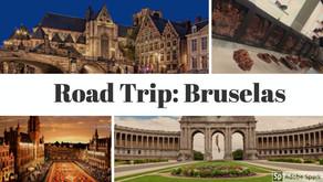 Road Trip Con Destino a Bruselas