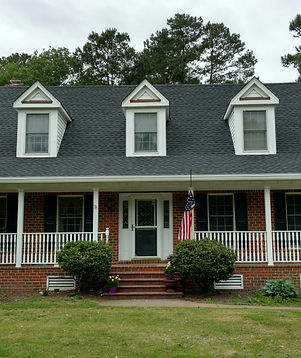 Forest Lakes Home in Chesapeake