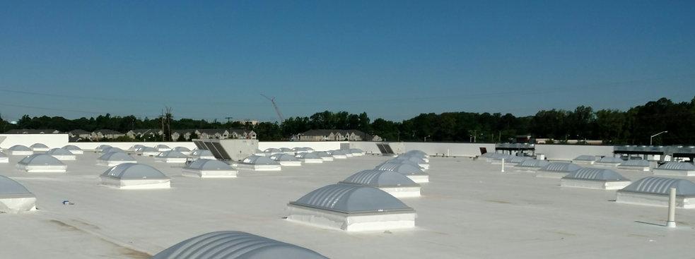 Kroger Flat Roof