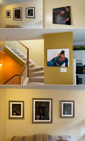 Metal & Framed wall art