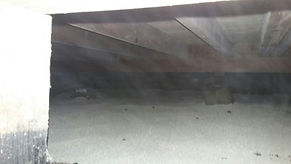 crawl space dry out