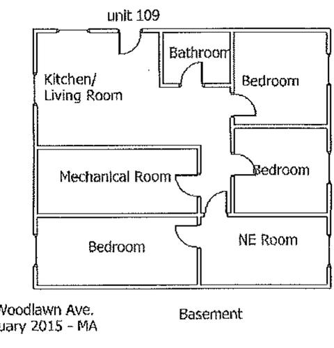 Goodlawn basement layout