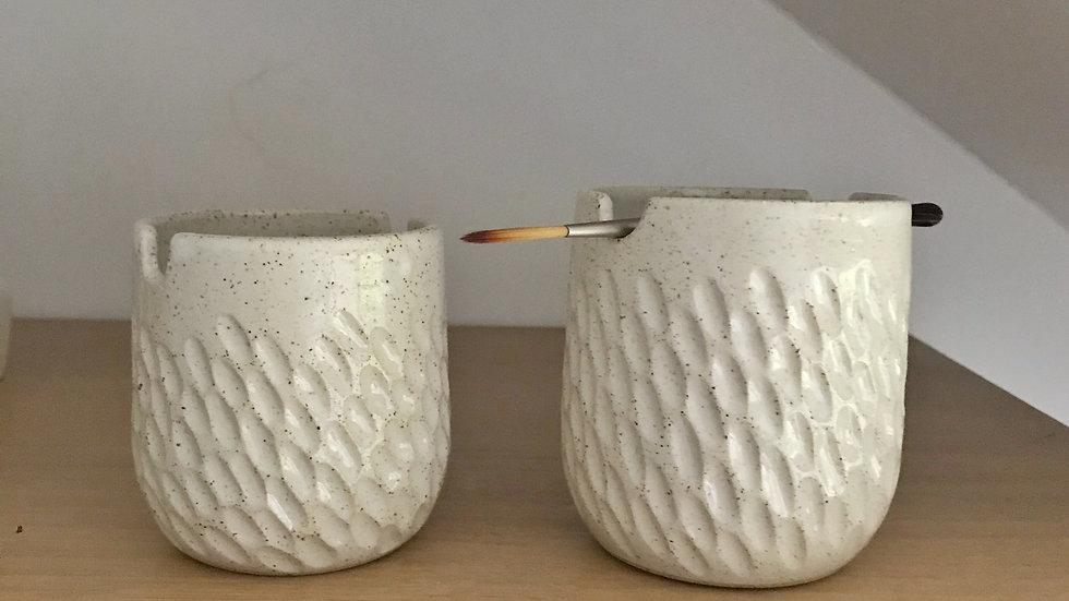 Garance Paint Brush holder Pot