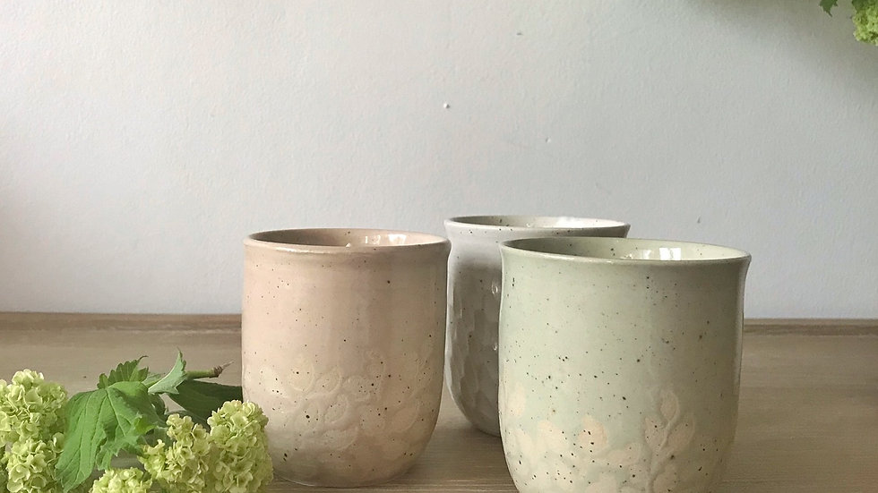 Vanilla Scented Candles with Yoku