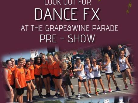 DFX @ Grape & Wine!