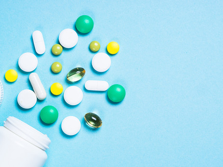 Top Five Vitamin Trends as Life Returns to Normal