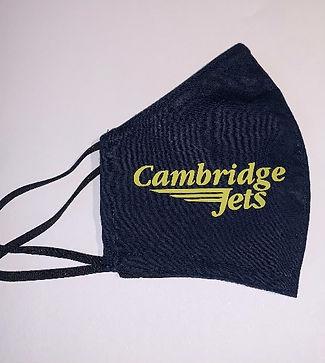 Cambridge Jets mask
