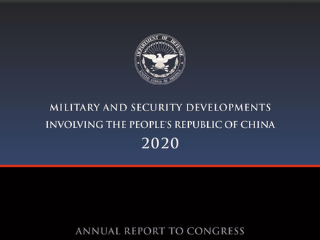 China Military Power Report PLARF Roundup