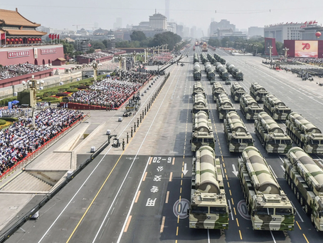China's Mobile ICBM Brigades: The DF-31 and DF-41