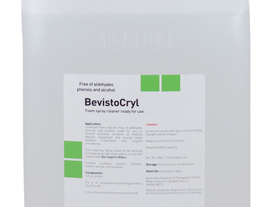 BevistoCryl - Now Effective Against COVID-19