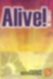 ALIVE Romans 6-8  - Sermon Series Poster