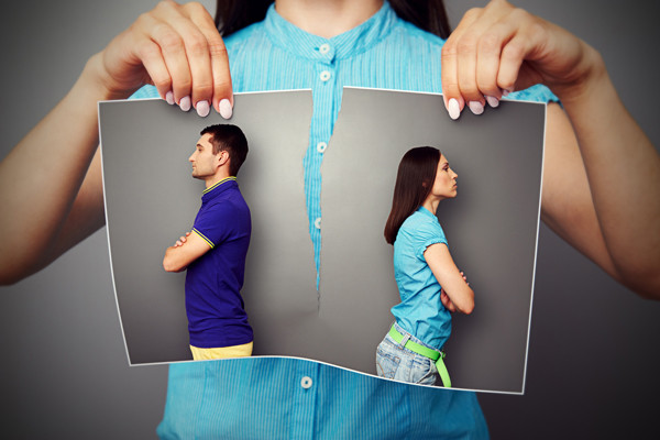 развод и раздел