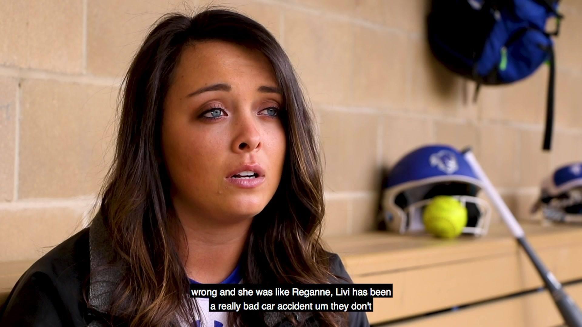 A Pirate's Life (S1, E9) - Reganne Camp, Softball