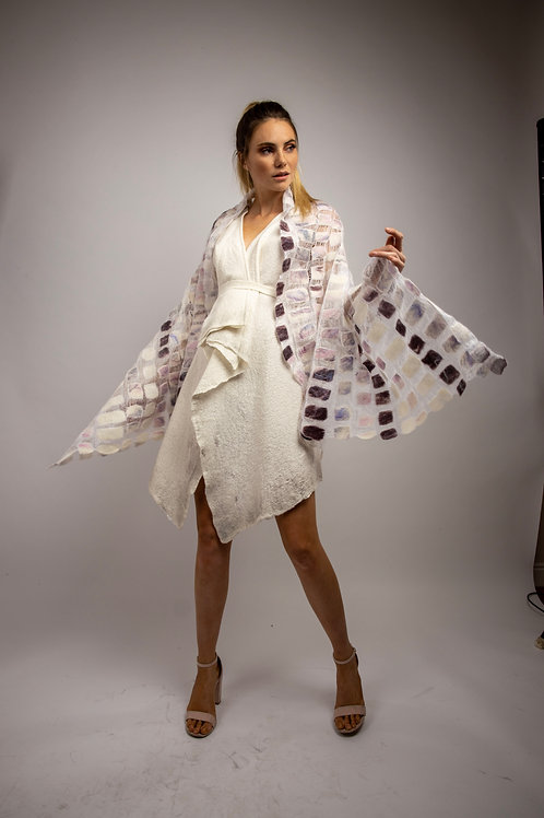 MAKE TO ORDER Lace Shawl /Wrap