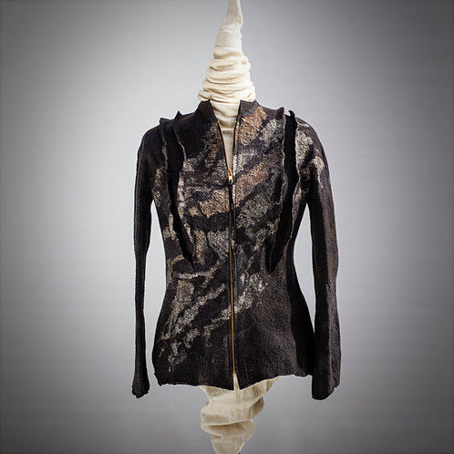 """""""Ashes"""" series Jacket"""