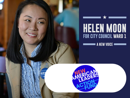 Councilor Moon receives endorsement from New American Leaders Action Fund
