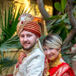 Анатолий и Наталья Индия