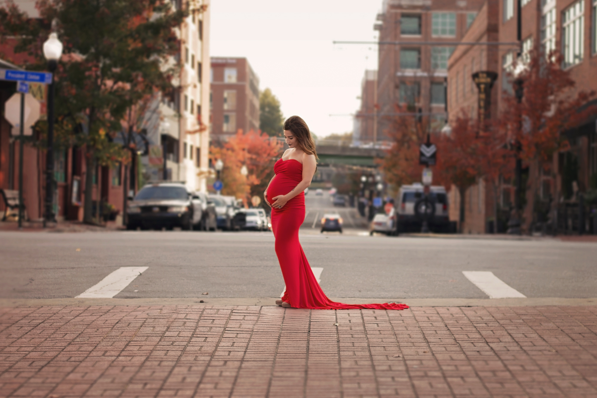 Little-Rock-Maternity-Photographer.MeganMitchelldowntown.5