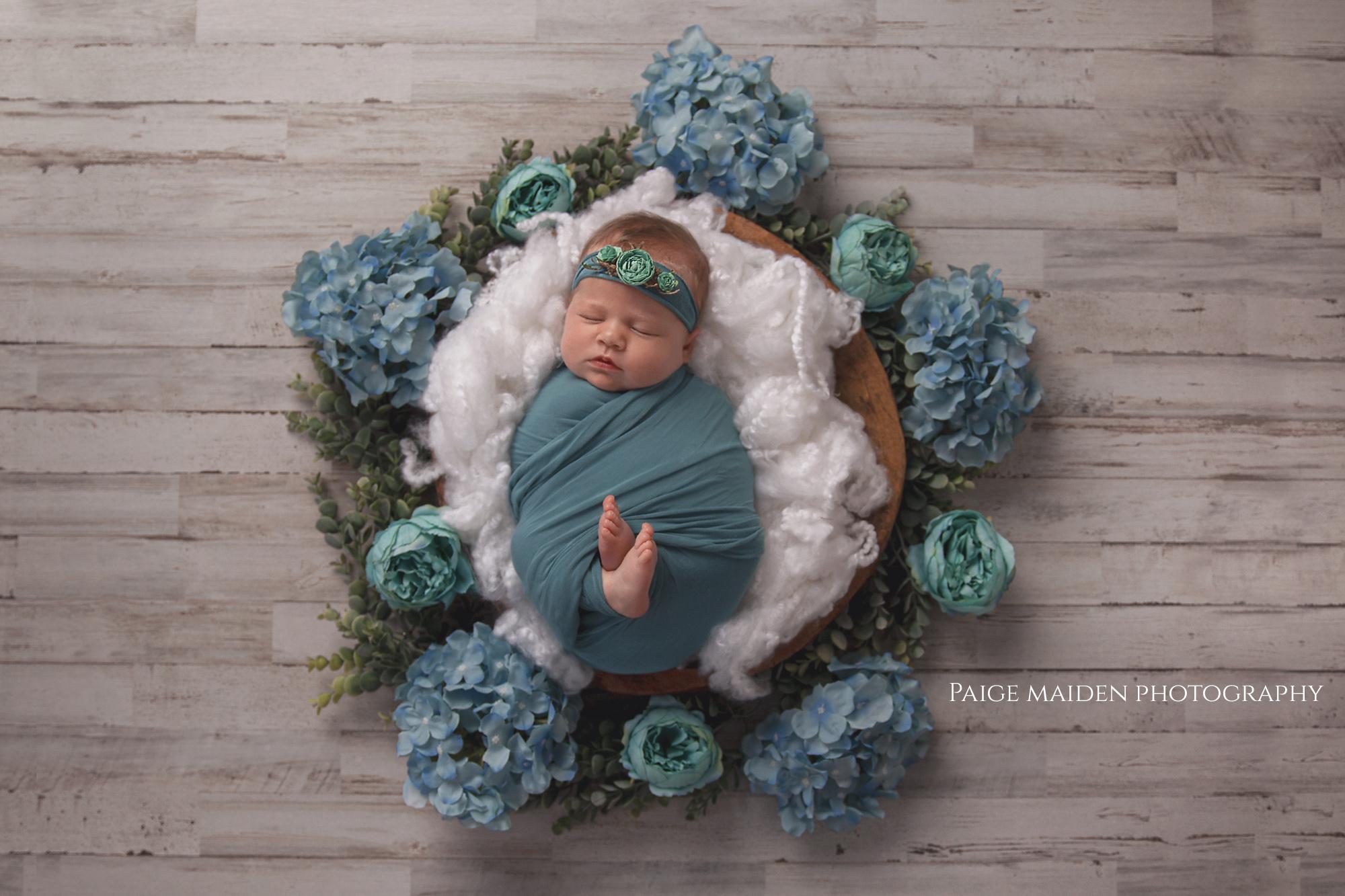 Little-Rock-Arkansas-Newborn-Photography