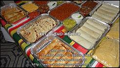 Comida mexicana em domicilio