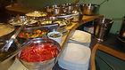 Buffet de massa a domicilio com supervisão do Chef Davi Costa