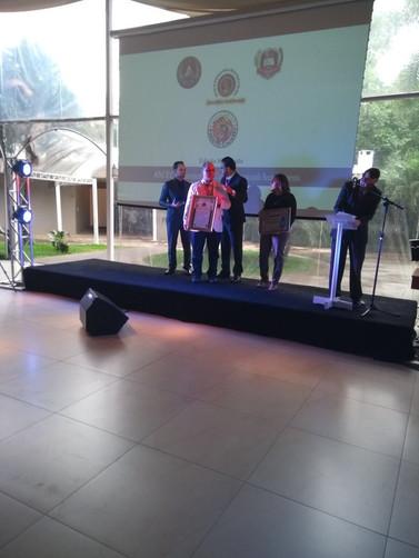 Chef Davi Costa Recebe Premiação Ancec
