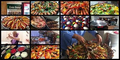 buffet de paella SP, buffet paella em casa, buffet de paella em domicilio