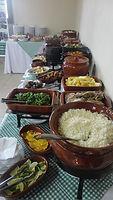buffet mineiro para São Paulo e região