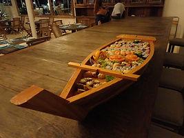 Buffet de sushi a domicilio