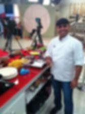 Chef Davi Costa em Buffet mexicano em domicilio