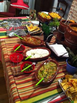 Buffet Mexicano