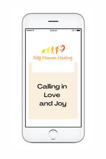 Yoga Nidra Calling in Love and Joy