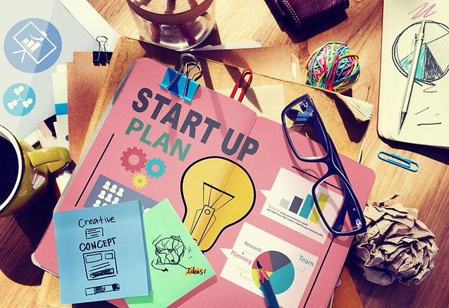Startup Goals Growth Success Plan Busine