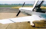 Lancair 320 with vortex generators
