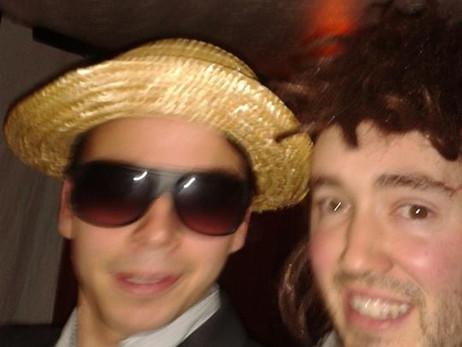 Norris & Joe